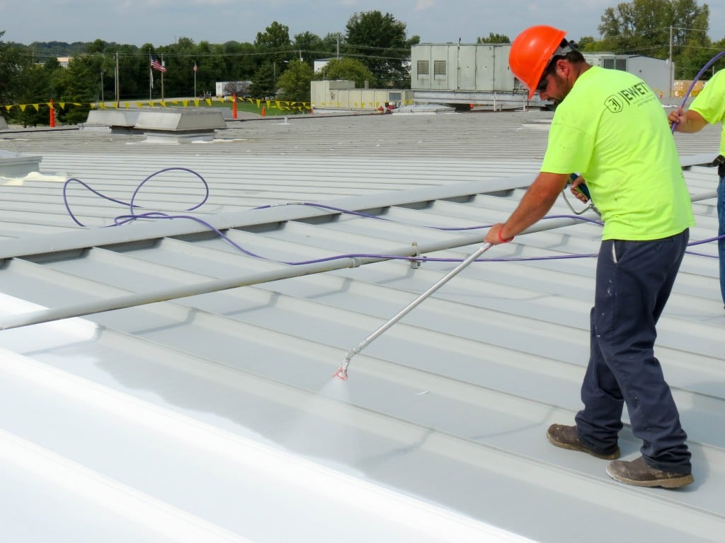 commercial roof coatings in TX