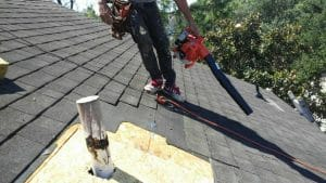 roofing company replacing roof vents Oaks of Clear Creek