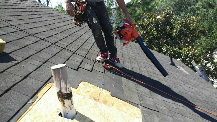 replacing roof vents