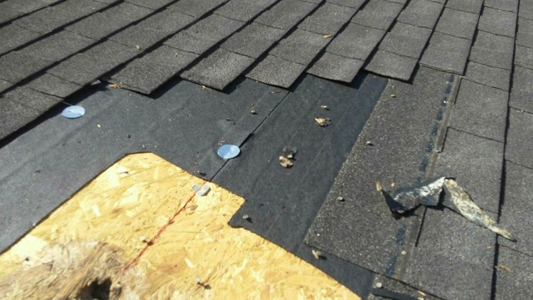 saving a roof to give it new life