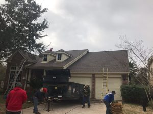 Central Park TX roof company contractors